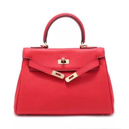 $enCountryForm.capitalKeyWord Australia - 25*18*10cm classic designer ladies handbag shoulder bag style mini straps Messenger bag handbag quality leather handbag