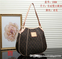 $enCountryForm.capitalKeyWord Canada - 2019 styles Handbag Famous Name Fashion Leather Handbags Women Tote Shoulder Bags Lady Leather Handbags M Bags purse A82
