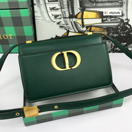 green glitter clutch bag NZ - HXLR 98968 early autumn clothing series dark green WOMEN HANDBAGS ICONIC BAGS TOP HANDLES SHOULDER BAGS TOTES CROSS BODY BAG CLUTCHES