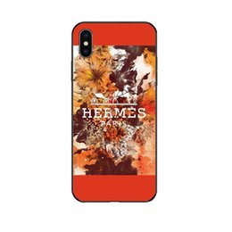 $enCountryForm.capitalKeyWord Australia - Designer HERMS Phone Case for Iphone 6 6s,6p 6sp,7 8 7p 8p X XS,XR,XSMax New Arrival Brand Back Cover for IPhone Hot Sale 3 Styles Wholesale