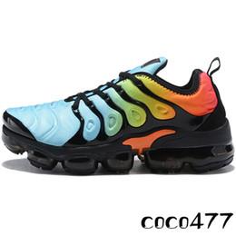 $enCountryForm.capitalKeyWord UK - Xamropav TN09 Plus Men Women Running Shoes Triple Black White Sunset Work Blue Game Royal Volt USA Cheap Designer Trainer Sport Sneaker