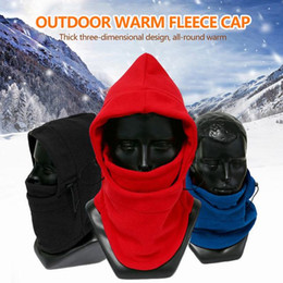 $enCountryForm.capitalKeyWord Australia - Winter Fleece Warm Face Cover Mask Face Hood Protection Cycling Sports Outdoor Winter Windproof Comfortable Neck Guard Scarf