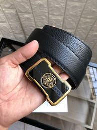 $enCountryForm.capitalKeyWord Australia - Black and brown two-tone one, both sides are available Mens Belt Authentic Official Belt With Box