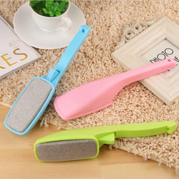 Lint Rollers & Brushes Portable Sofa Bed Seat Gap Car Air Outlet Cleaning Brush Dust Remover Dust Brush Hair Remover Home Cleaning Tools To Have A Unique National Style Household Cleaning
