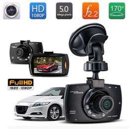 "Night Vision Zoom Australia - 1080P 2.7"" HD LCD Dual Lens Car Dash Camera Car DVR Cam Recorder With IR Night Vision G-Sensor"