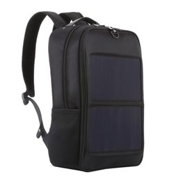 $enCountryForm.capitalKeyWord UK - Haweel Solar Panel Backpacks Convenience Charging Laptop Bags for Travel 14W Solar Charger With Handle and Dual USB Charging P