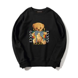 $enCountryForm.capitalKeyWord UK - Designer Classic Cartoon Bear Shirt New Boys Girls Hoodie Sports Jacket Outer Suits Baby Sweater Kids