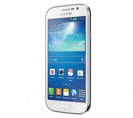 Dual Micro Sim Card NZ - Original Samsung GALAXY Grand DUOS I9082 WCDMA 3G WIFI GPS Unlock Dual Micro Sim Card 5 inch 1GB 8GB 8MP 2MP Camera Smart Phones