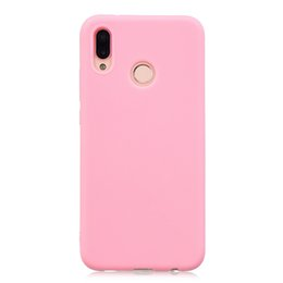 dcc67cf8fef Soft Silicon Case For Huawei P8 P9 P10 P20 Pro P9Lite GR3 2017 Honor 9 Lite  Mate 10 Shockproof Back Cover