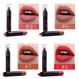 $enCountryForm.capitalKeyWord Australia - 12pcs Matte Lipstick Gloss Pen Set Waterproof Lasting Lip Gloss Cosmetic Makeup Accessory New Gift for Girls Women #11