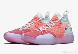 New kd boots online shopping - Hot KD EYBL kids men women Basketball shoe store Top Quality Kevin Durant new shoes US4 US12