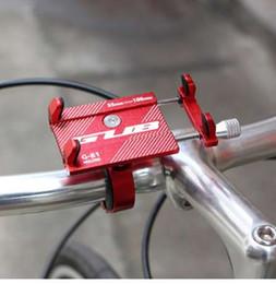 Suporte do telefone da bicicleta para o iphone samsung universal móvel titular do telefone celular bicicleta guiador clipe stand gps suporte de montagem venda por atacado
