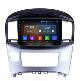 Hyundai steering wHeels online shopping - OEM inch Android Car Stereo for Hyundai Starex H1 Wagon with Bluetooth WIFI GPS Navi support Steering Wheel Control car dvd
