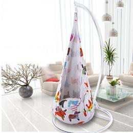 $enCountryForm.capitalKeyWord Australia - Colorful Children Hammock Garden Furniture Chair Indoor Outdoor Hanging Child Swing Seat Patio Portable Q190603