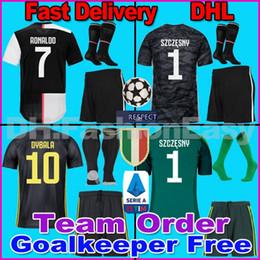 bf601e405 Goalkeepers uniform online shopping - 19 NEW JUVENTUS Soccer Jersey DYBALA  HIGUAIN MANDZUKIC D Costa BUFFON