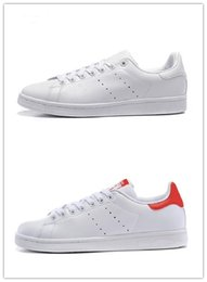 $enCountryForm.capitalKeyWord Australia - 2019 new mens designer shoes op quality women men new stan shoes fashion smith sneakers Casual shoes leather sport classic flats 05