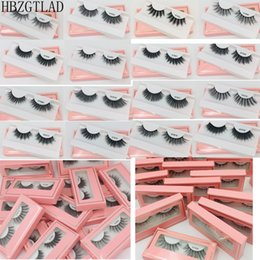 $enCountryForm.capitalKeyWord Australia - 2019 NEW 1 16 Pairs 3D Mink Hair Soft Single and Mixed Style False Eyelashes With Wispy Thick Lashes Extension Makeup Tools