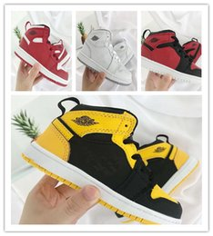 $enCountryForm.capitalKeyWord Canada - (with box) Signed unc off High OG 1s Kids Basketball shoes Chicago Infant Boy Girl Sneaker Toddlers New Born Baby Trainers Children footwea