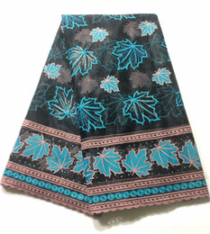 $enCountryForm.capitalKeyWord UK - 8 colors 2019 latest Nigerian party lace fabric blue and red African French net lace fabric with stones for making dress