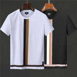 Wholesale clothing for mens online – design Mens Designer Shirt Summer Tops Casual T Shirts for Men Women Short Sleeve Shirt Brand Clothing Letter Pattern Printed Tees Crew Neck