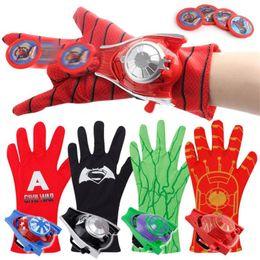 $enCountryForm.capitalKeyWord Australia - Avengers Glove Launcher Novelty Games Captain America Spiderman Hulk Cosplay Kids Gifts 7 5bl F1