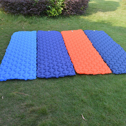 Garden pads online shopping - Easy To Install Garden Lawn Mattress Anti Ligation Outdoor Pads Camp DIY Easy To Blow Anti Wear New Arrival hcI1