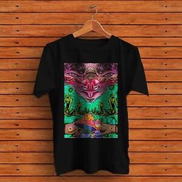 1d43485b8c3c Trippy Shirts Australia - NEW DMT Magic Mushroom Trippy Men Mens BlaMen T-Shirt  Tee