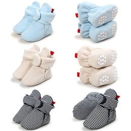 $enCountryForm.capitalKeyWord NZ - Newborn Baby Boy Shoes Non-Slip Unisex Winter Warm Baby Booties Soft Soled Infant Toddler Kids Girl Footwear Snow Boots