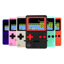 Portable Video Game Australia - Childhood Classic Game With 200 Games 2.8 Inch 8-Bit PVP Portable Handheld Game Console Family TV Retro Video Consoles