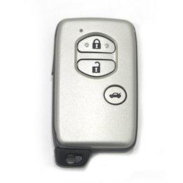 $enCountryForm.capitalKeyWord Australia - CN900 F433 3Buttons 433MHz FSK Smart Remote Control Key Intelligent with 74 chip for Toyota Free Shipping