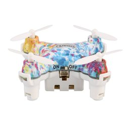 upgraded batteries Australia - CX-10D Mini Drone 2.4GHz 4CH 6-axis Gyro Micro RC Helicopter Smart Quadcopter RTF CX10 CX10W Upgrade For Children