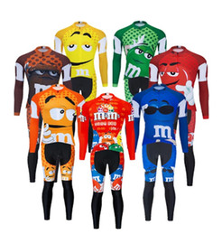 reflective cycling jersey sets NZ - Funny Novelty Long Sleeve Cycling Clothing Sets Hpit Fox Breathable MTB Bike Clothing Mens Bicycle Clothes Ropa Ciclismo Cycling Jerseys