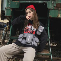 $enCountryForm.capitalKeyWord Australia - Amazing2019 Chest Hop Hip Vest Tide Street Work Clothes Male Function Tactic More Pocket Bullet Package Back Pericardium