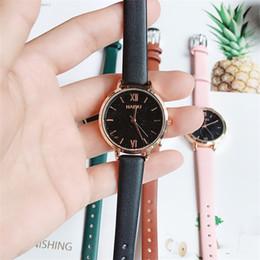 Wholesale Female Wrist Watches Australia - Fashion Casual Starry Sky Women's Watches 2019 High Quality Luxury Female Quartz Wrist Watch Black Ladies Leather Zegarek Damski