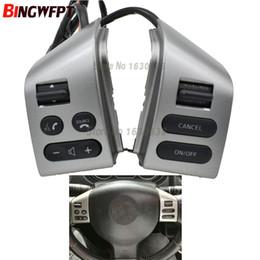 Nissan Audio Australia - Good quality Multifunction Steering Wheel Cruise Control Audio Volume Bluetooth Switch Button For Nissan LIVINA TIIDA SYLPHY