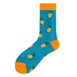 Wholesale socks man colored for sale – custom Unisex Man Women Streetwear Hip Hop Fashion Custom Colored Socks Colorful Cotton Funny Long Warm Socks