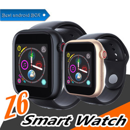 $enCountryForm.capitalKeyWord Australia - Top seller Z6 smartwatch for apple iphone Smart Watch Bluetooth 3.0 watches with camera Supports SIM TF Card for android smart phone