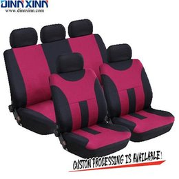 $enCountryForm.capitalKeyWord Australia - DinnXinn 110043F9 Hond 9 pcs full set Genuine Leather car seat cover leather supplier from China