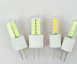 g4 energy saving bulb UK - Manufacturer G4 LED bulb 12V high voltage 220V corn bulb new ceramic pin high-brightness energy-saving G4 lamp