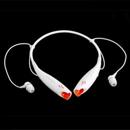Discount sport mp3 headphones sd card - Wireless headset Sports mp3 headphone With FM Radio Neck Hang MMC  SD Card Read Earphone