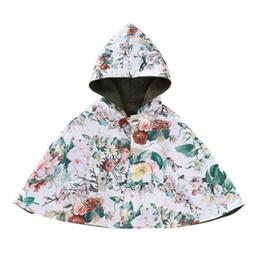 959bfd87f3ac Shop Baby Girl Hooded Cape UK