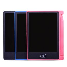 $enCountryForm.capitalKeyWord Australia - Hot Sale Mini 4.4'' LCD Writing Tablet Digital Graphic Drawing Tablets Electronic Handwriting Pad Board + Pen Battery for Kids