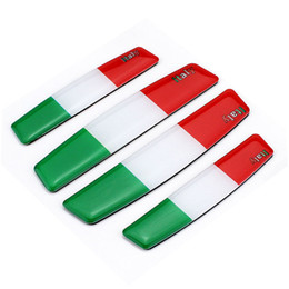 Chinese  Italy Flag Anti-collision Strip For Automobile Door Car Door Edge Glue anti-scratch Anti-collision glue manufacturers