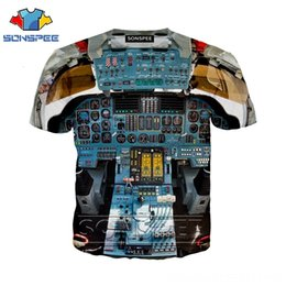 plane t shirts UK - Anime 3d print Men's Tees & Polos Men's Clothing t shirt streetwear logo Men Women Plane set sail aircraft fashion tshirt Harajuku kids shir