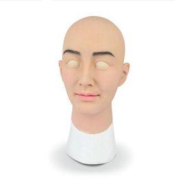 $enCountryForm.capitalKeyWord UK - Ria female realistic mask in softl healthy silcone used for crossdresser cosplay masquerade shemale drag queen