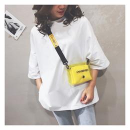 $enCountryForm.capitalKeyWord NZ - 2019 Hot Selling High Quality Women Designer Handbags Transparent Jelly Small Bag Trendy Wild Single Shoulder Messenger Bags