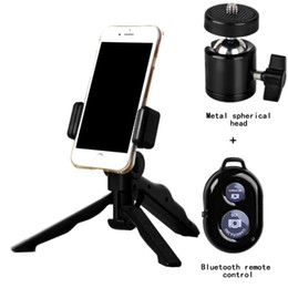 mobile holder for table 2019 - foldable Car Bracket phone Stand Grid structure foot design mobile phone holder camera table tripod holder for xiaomi di