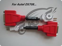 $enCountryForm.capitalKeyWord Canada - 100% Original for Autel Maxisys DS708 for PSA -2 Adaptor Connector OBD OBDII