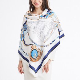 $enCountryForm.capitalKeyWord UK - Fashion Scarves For Women Large Size Square Scarfs and Shawls Wraps Hijabs Pashmina Luxury Scarves Female Lady's Muffler Neckerchief Headban