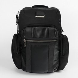 Free army backpack online shopping - TUMI232681 ballistic waterproof backpack years new Alpha Bravo inch computer bags Sport Outdoor Packs school bag 6654
